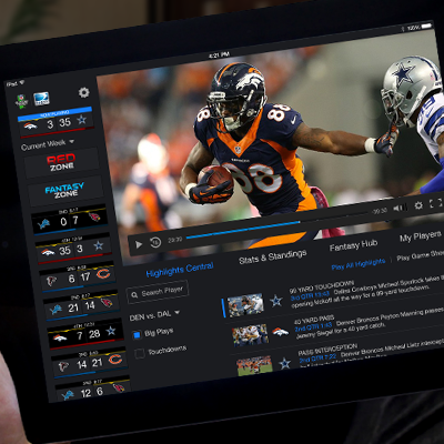 Direct TV – NFL Sunday Ticket