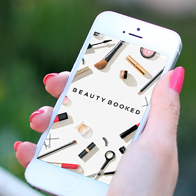 Beauty Booked App
